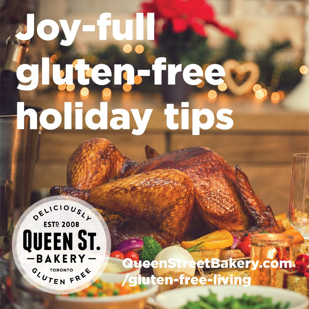 QSB Joy-full gluten free holiday tips