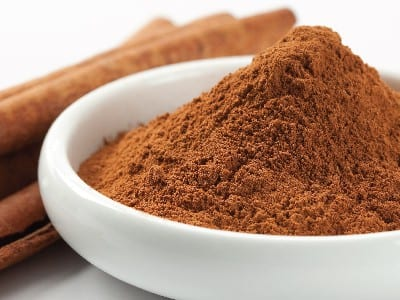 QSB Ingredients Cinnamon