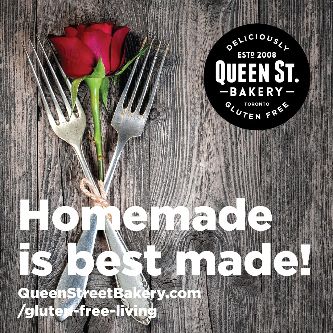 Queen Street Bakery, Valentine's Day: Homemade is best made!