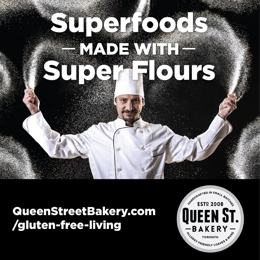 QSB Superfoods made with Super Flours
