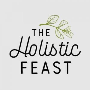 The Holistic Feast Logo
