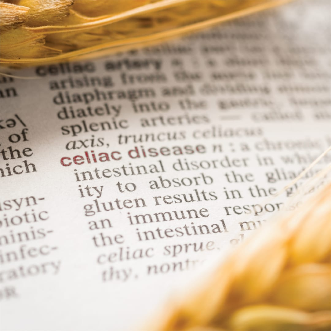 Celiac disease information