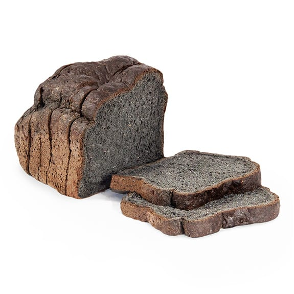 Chia Charcoal Loaf - plant based