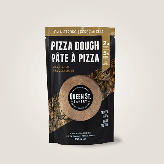 Chia Pizza Dough Package