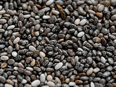 Chia Seeds: Protein and Fibre