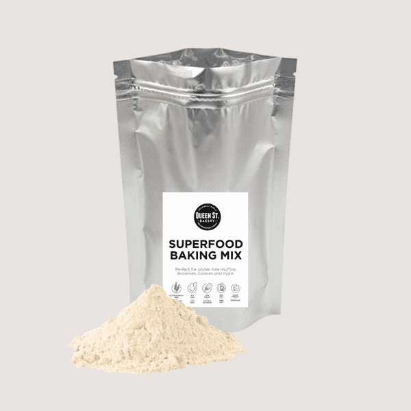 Superfood Baking Mix – 1kg (min order of 2 – Canada wide)