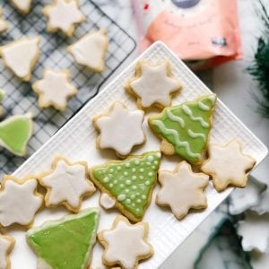 Simple Sugar Cookies (Gluten Free)