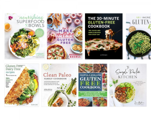 9 Best Healthy Cookbooks for Eating Gluten Free