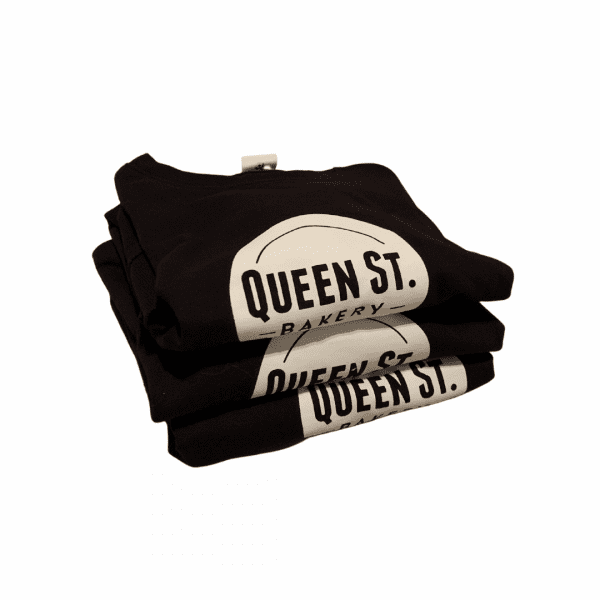 Pile of Queen St. Bakery Sweaters